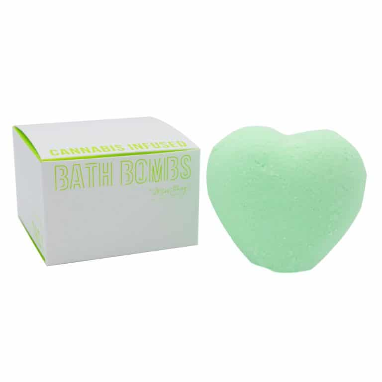 Miss Envy - Bath Bomb - Lemon Lime
