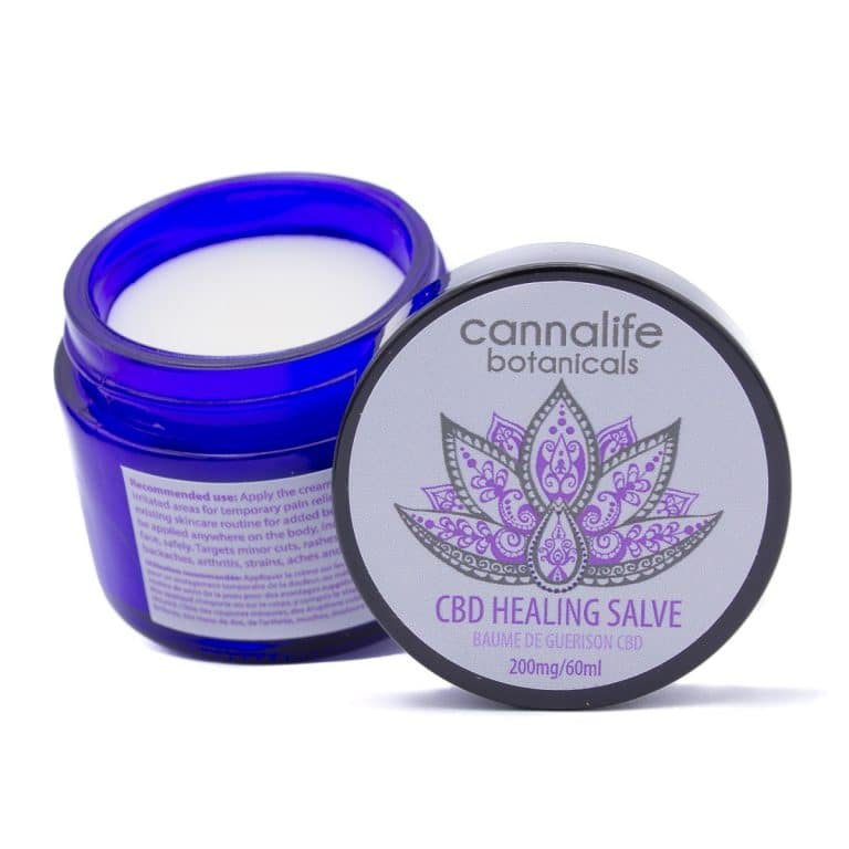 Cannalife - CBD Healing Salve