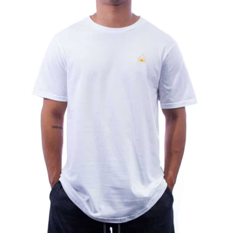 KleerX Scooped-T - White