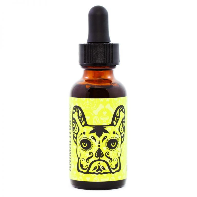 Animalitos - CBD Dog Tincture - 250MG Small Breed