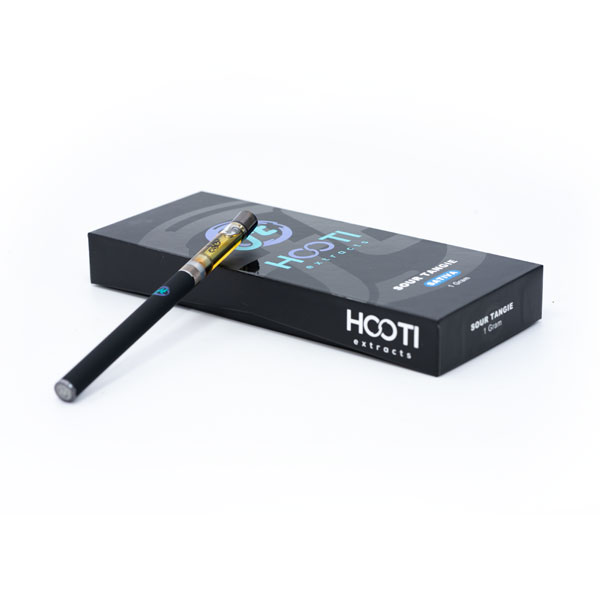 Hooti Extracts THC Distillate Vaporizer