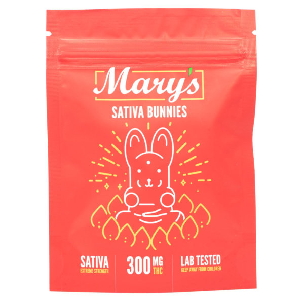 Mary's Extreme Strength Sativa Bunnies