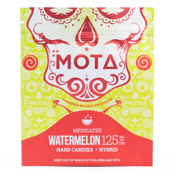 Mota watermelon hard candy