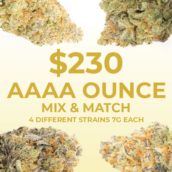1 Oz AAAA Mix & Match