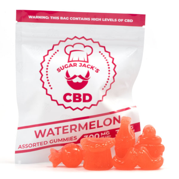 cBD Assorted Watermelon Gummies